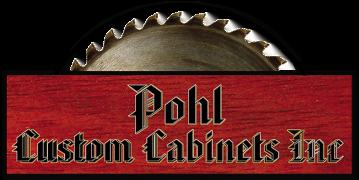 Pohl Custom Cabinets, LLC Logo